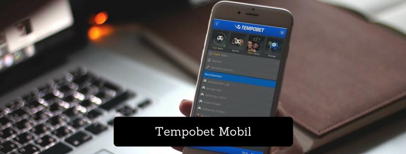 Tempobet Mobil